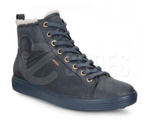 Ботинки + Ecco Soft VII