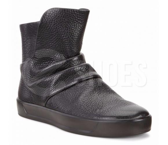 Ботинки + Ecco Soft 8 Slouch Boot