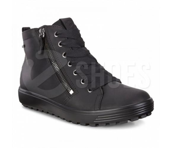 Ботинки + Ecco Soft 7 Tred 450163 02001