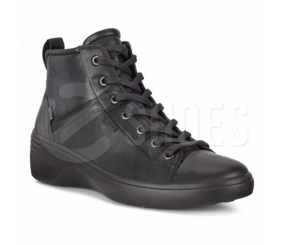 Ботинки + Ecco Soft 7 Wedge