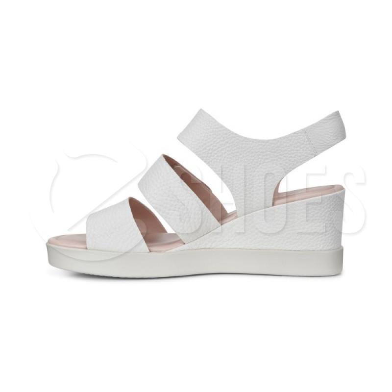 Сандалии Ecco Ecco Shape Wedge Plateau 272613 01007 E-shoes. Цена ... c23a1ebfe80e5